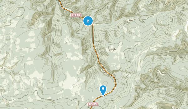 Neihart, Montana Map