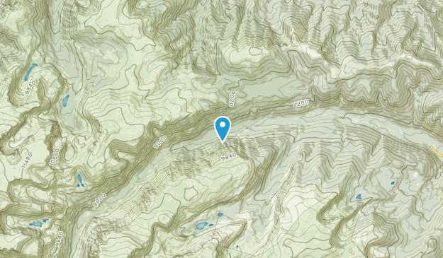 Rankin Place, Montana Map