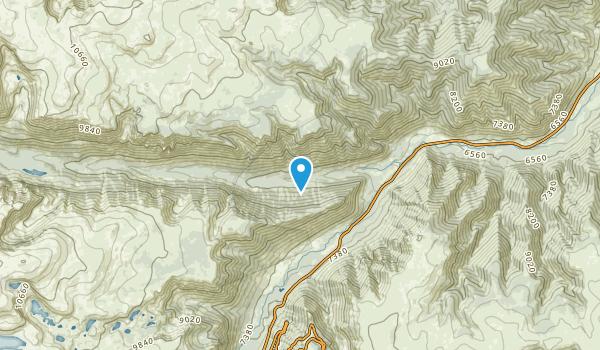 Richel Lodge, Montana Map