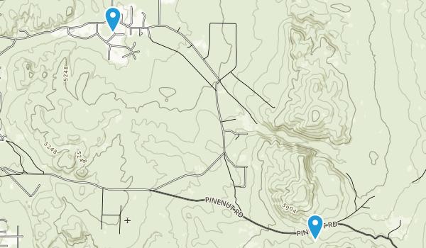 Fish Springs, Nevada Map