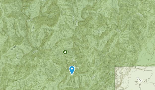 Jackpot, Nevada Map
