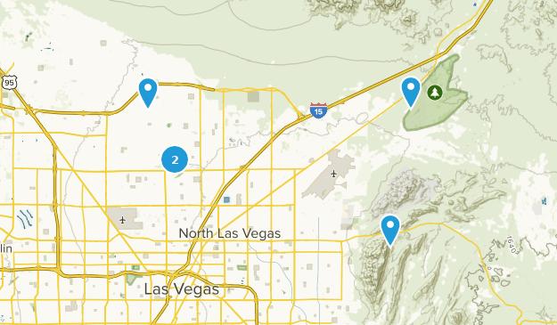 Best Trails near North Las Vegas, Nevada | AllTrails