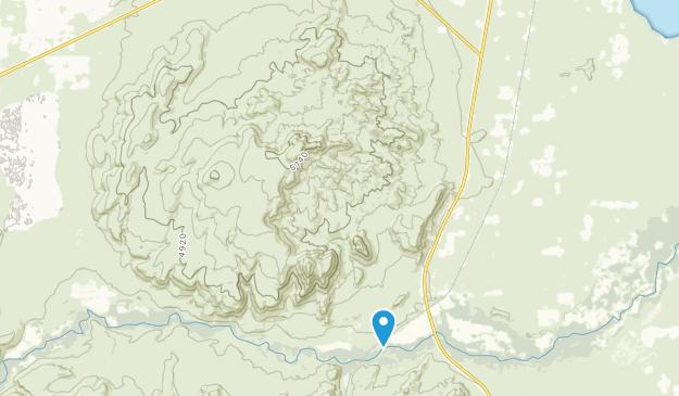 Silver Springs, Nevada Map