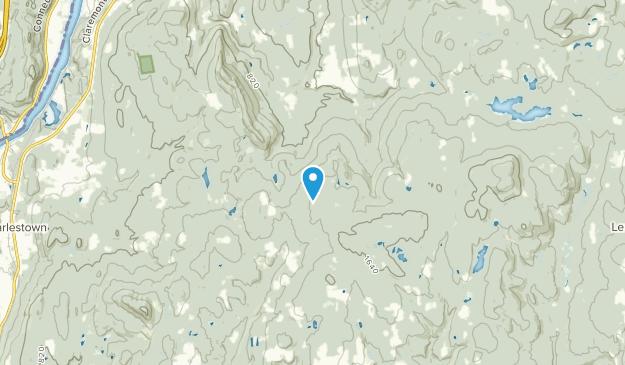 Acworth, New Hampshire Map