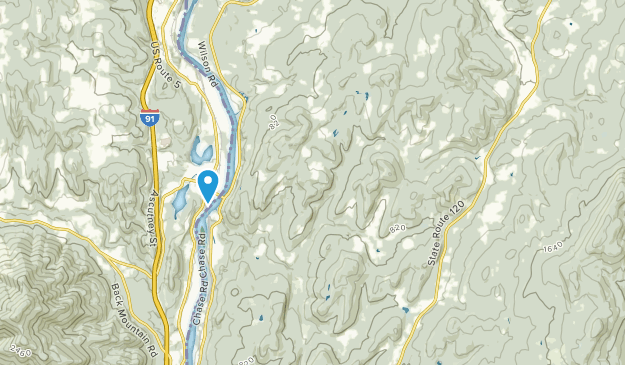 Cornish, New Hampshire Map