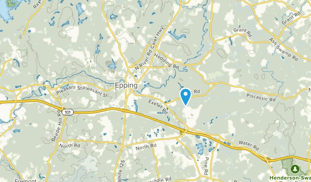 Best Trails near Epping, New Hampshire | AllTrails on map of great bay nh, map of merrimack river nh, map of saco river nh,