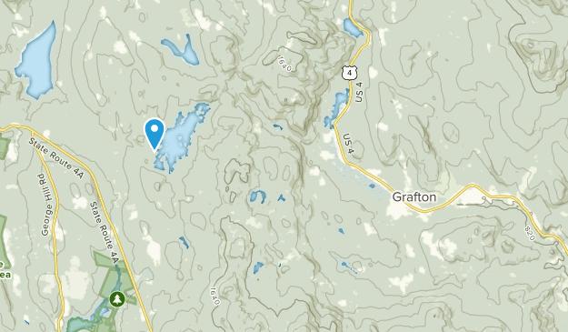 Grafton, New Hampshire Map
