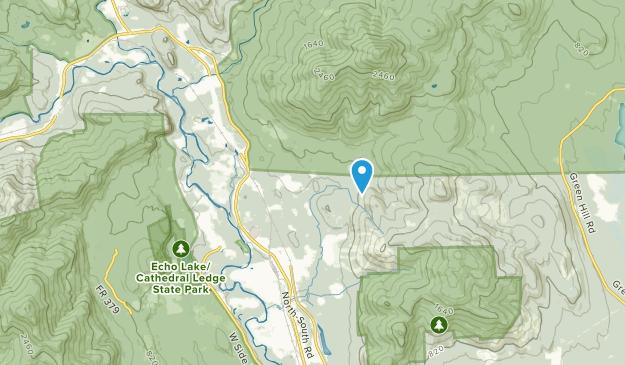 Kearsarge, New Hampshire Map