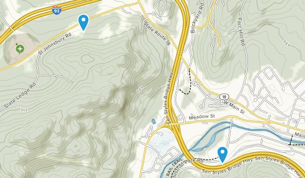 Littleton, New Hampshire Map