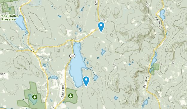 Madison, New Hampshire Map