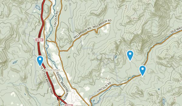 Best Trails near Thornton New Hampshire AllTrails