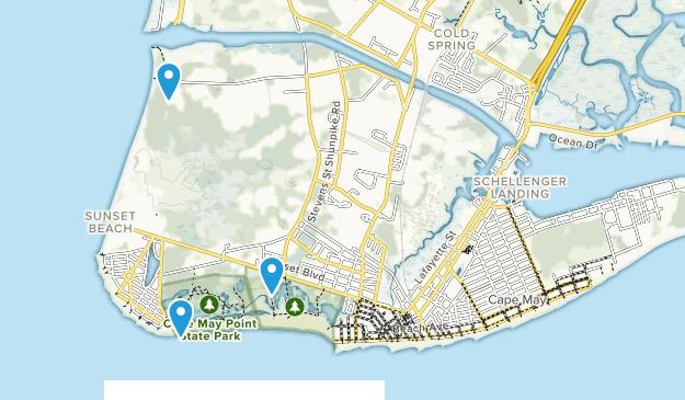 Beste Wege in der Nähe von Cape May, New Jersey | AllTrails on
