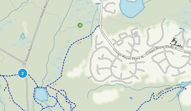 Evesham, New Jersey Map