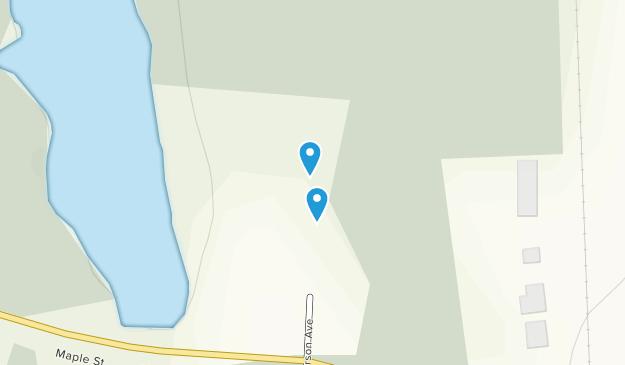 Wenonah, New Jersey Map