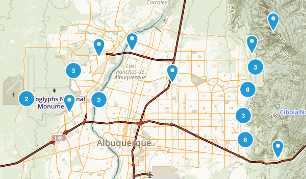 Us map albuquerque leaflet map data c openstreetmap contributors albuquerque new mexico map sciox Gallery
