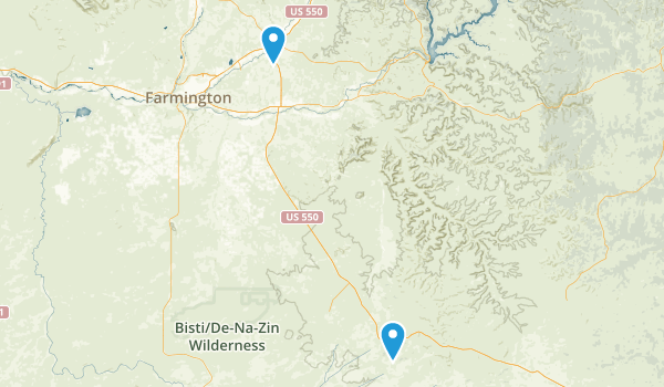 Water Access Maps New Mexico Department Of Game Fish New Mexico - Map of nm