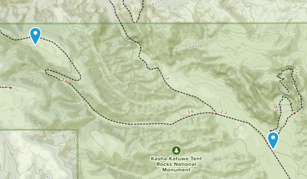 Cochiti Pueblo, New Mexico Map