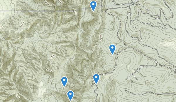 Estancia, New Mexico Map