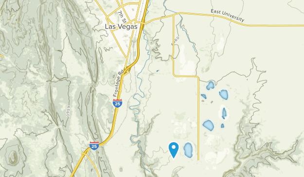 Sapello, New Mexico Map