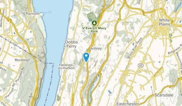 Ardsley, New York Map