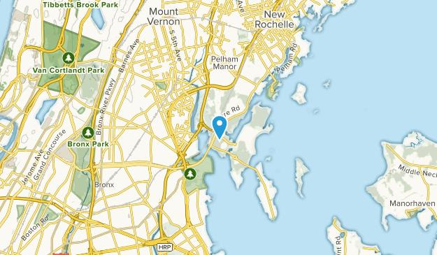 Co-Op City, New York Map