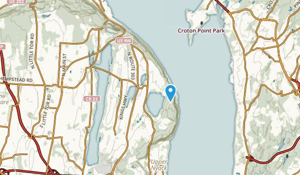Congers, New York Map