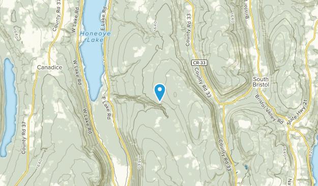 Gulick, New York Map