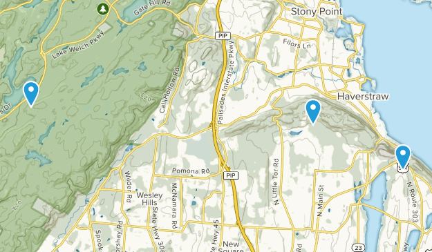 Haverstraw, New York Map