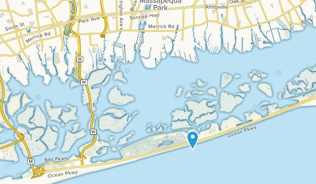 Massapequa, New York Map