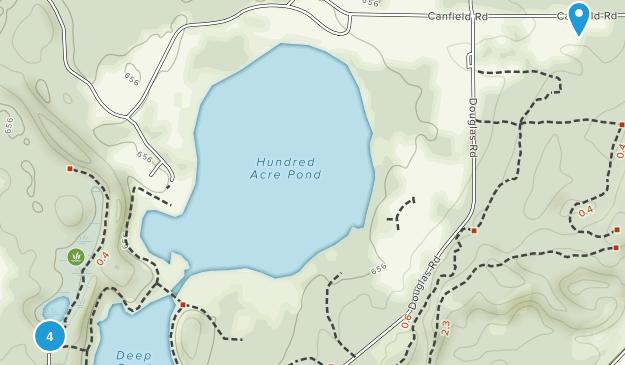 Mendon, New York Map