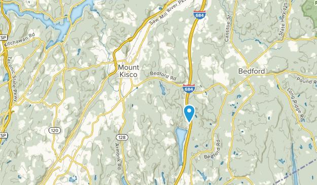 Mt Kisco, New York Map