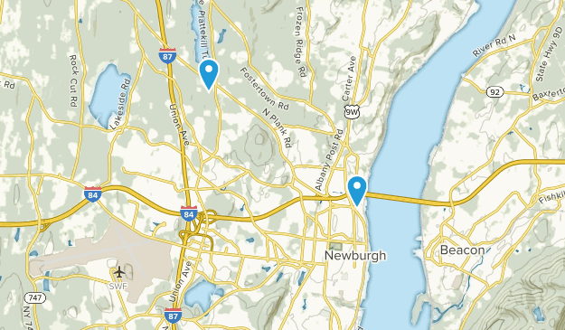 Newburgh New York Map.Best Trails Near Newburgh New York Alltrails