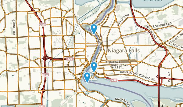 Best Trails near Niagara Falls New York AllTrails