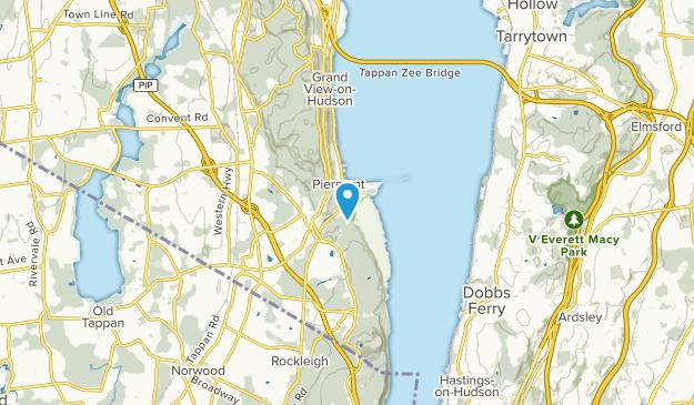 Orangetown, New York Map