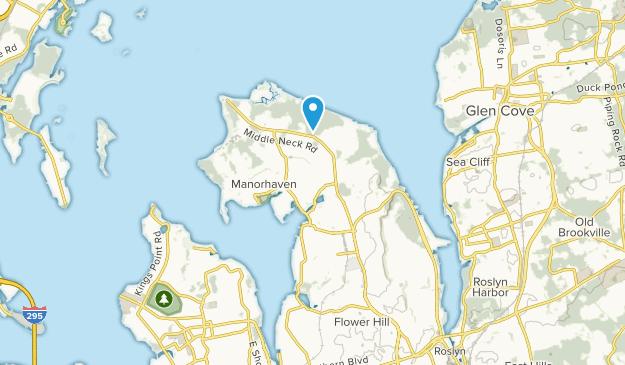 Port Washington, New York Map