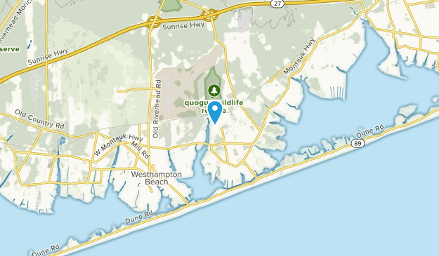 Map Of Quogue New York.Best Trails Near Quogue New York Alltrails