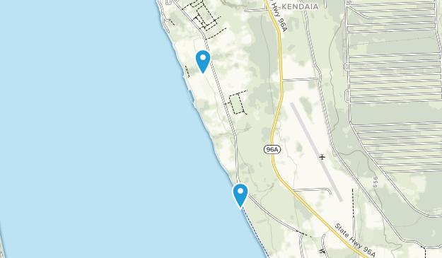 Sampson, New York Map