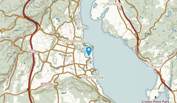 Samsondale, New York Map