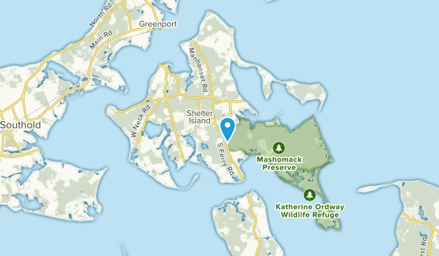 Map Of New York Islands.Best Trails Near Shelter Island New York Alltrails