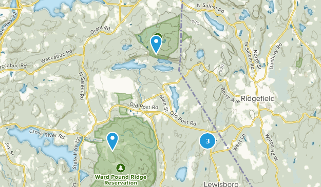 Best Trails near South Salem, New York | AllTrails on west oregon map, salem witch trials map, salem new york, salem illinois, salem oregon, salem state map,
