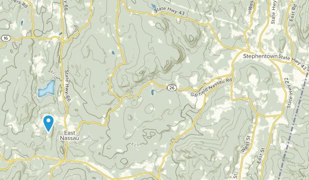 Stephentown, New York Map