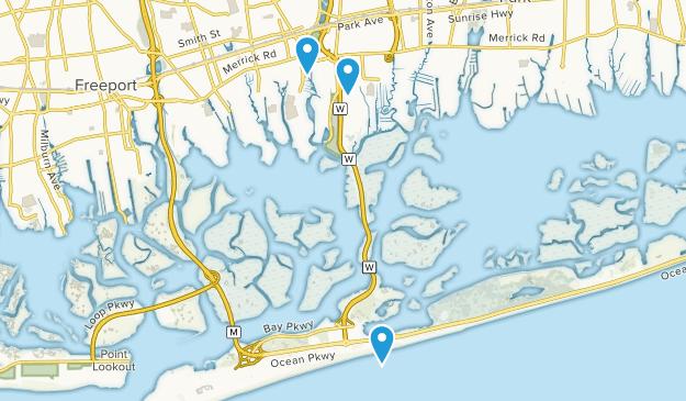 Wantagh, New York Map