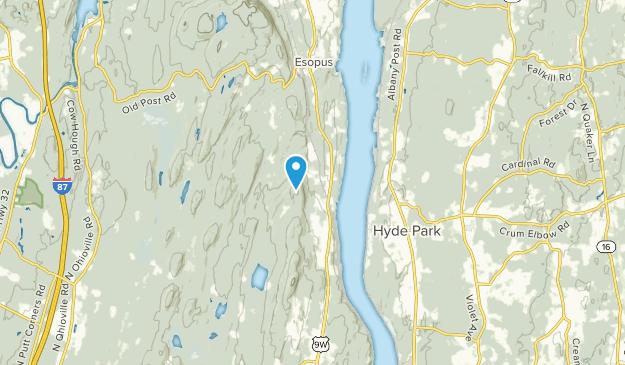 West Park, New York Map