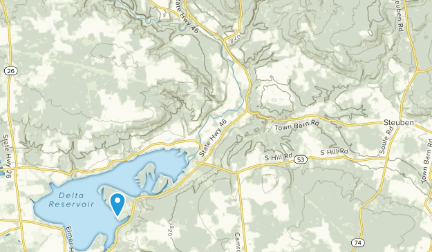 Westernville, New York Map