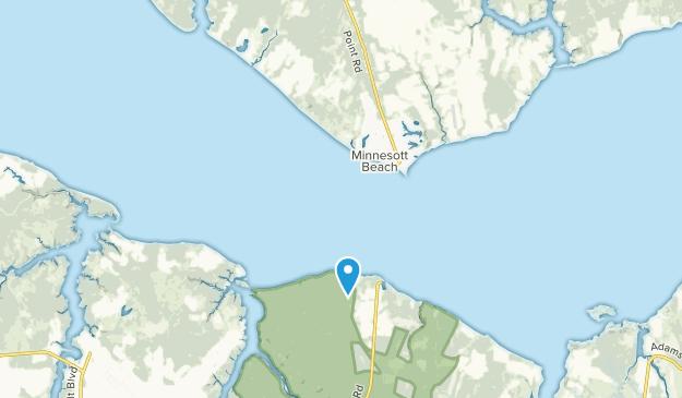 Arapahoe, North Carolina Map