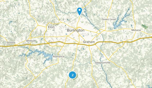 Best Trails Near Burlington North Carolina Alltrails