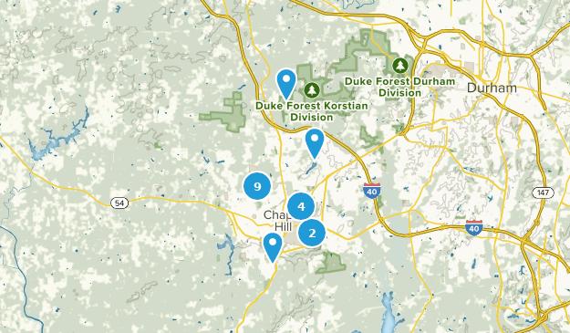 Best Trails Near Chapel Hill North Carolina Alltrails