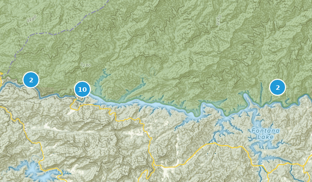 Best Trails near Fontana Dam, North Carolina | AllTrails