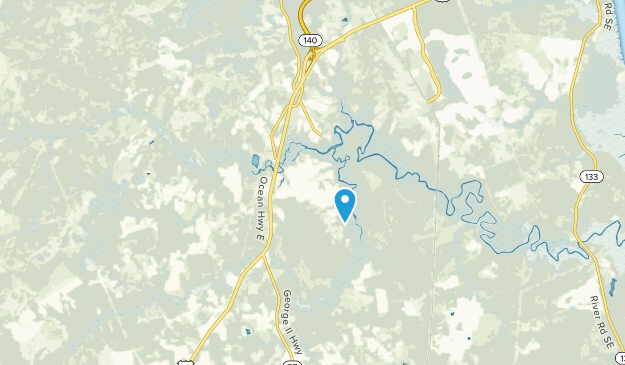 Leland, North Carolina Map