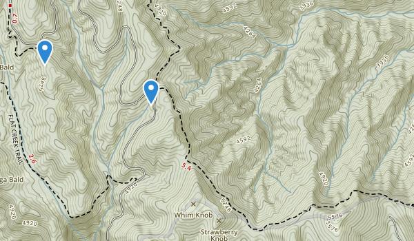 Maggie Valley, North Carolina Map